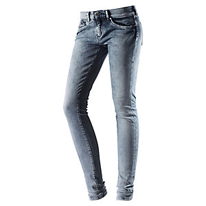 Pepe Jeans Pixie Skinny Fit Jeans Damen moonwash