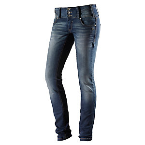 Mogul Goldie Skinny Fit Jeans Damen dark denim