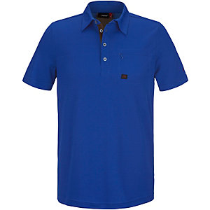 Maier Sports Velero Poloshirt Herren blau