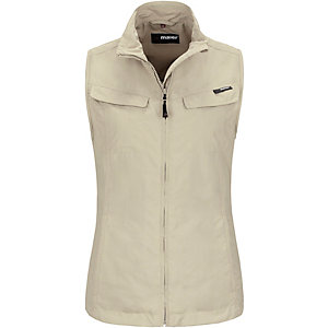 Maier Sports Victoria 2 Outdoorweste Damen sand