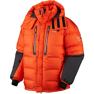 Mountain Hardwear Absolute Zero Daunenjacke Herren orange