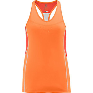 Salomon Start Impact Funktionstop Damen orange