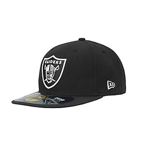 New Era 59FIFTY OAKLAND Raiders Cap schwarz
