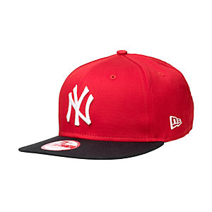 New Era NY Yankees Cap rot/schwarz