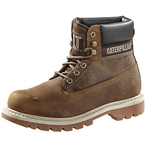 CATERPILLAR Colorado Schnürstiefel Damen braun