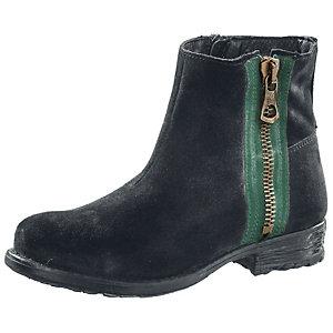 REPLAY Stiefel Damen schwarz/grün