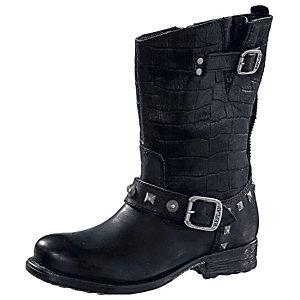 REPLAY Stiefel Damen schwarz