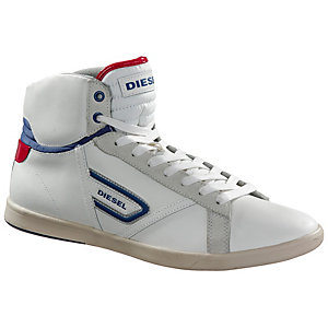 DIESEL Sneaker Herren weiß