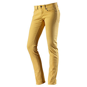 Roxy Suntrippers Colours Skinny Fit Jeans Damen senf