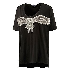 Nikita Revolution T-Shirt Damen schwarz