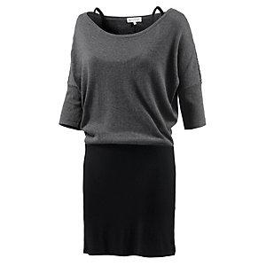 Element Emily Jerseykleid Damen grau/schwarz