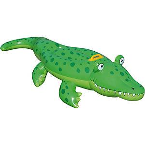 royalbeach Matratze Krokodil Luftmatraze Kinder grün
