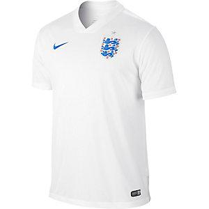 Nike Fußball Heimtrikot England Herren weiß