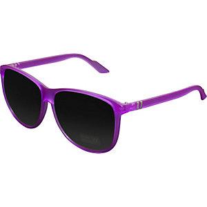 MasterDis Chirwa Sonnenbrille lila