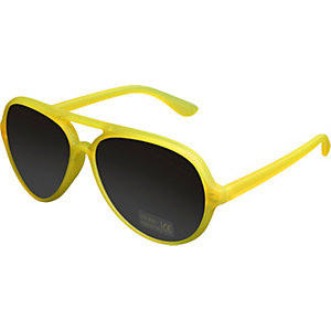 MasterDis Domwe Sonnenbrille gelb