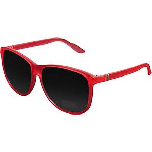 MasterDis Chirwa Sonnenbrille rot