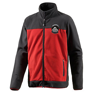 White Season Fleecejacke Herren rot