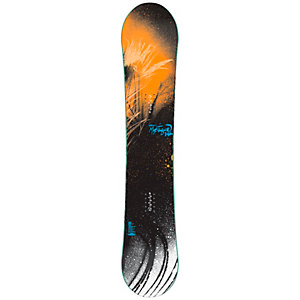 Nitro Snowboards Mystique All-Mountain Board Damen schwarz