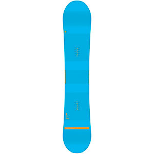 Nitro Snowboards Team Gullwing All-Mountain Board bunt