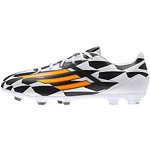 adidas F10 FG WC Fußballschuhe Herren weiß/schwarz