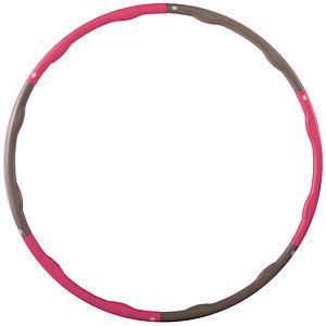 Casall Bauchtrainer pink/grau