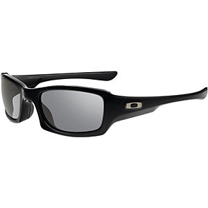 Oakley Fives Squared Sonnenbrille schwarz/grau