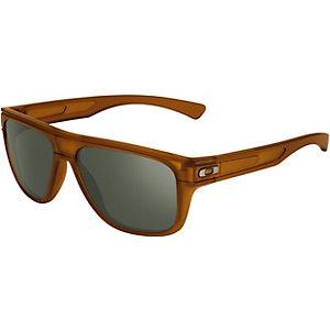 Oakley Breadbox Sonnenbrille Herren matte dark amber/ dark grey
