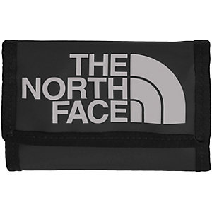 The North Face Base Camp Geldbeutel schwarz