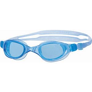 SPEEDO Futura Plus Junior Schwimmbrille Mädchen blau