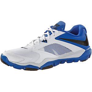Nike Flex Supreme TR3 Fitnessschuhe Herren weiß/blau