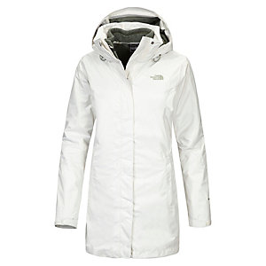 The North Face Triton Doppeljacke Damen weiß