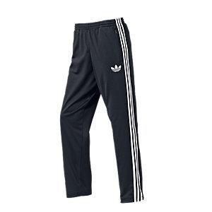 adidas Firebird Trainingshose Herren schwarz/weiß