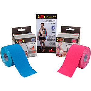 Body Concept Starter-Set Kinesiologisches Tape -