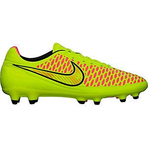 Nike Magista Orden FG Fußballschuhe Herren neongelb/rot