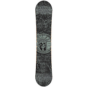 Nitro Snowboards Swindle Wide Freestyle Board schwarz/orange