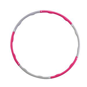 unifit hula hoop reifen grau pink im online shop von sportscheck kaufen. Black Bedroom Furniture Sets. Home Design Ideas