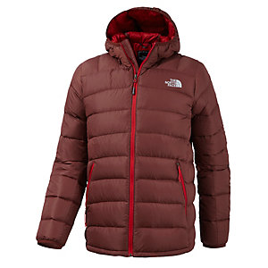 The North Face La Paz Daunenjacke Herren rot
