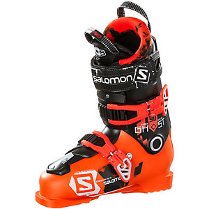 Salomon Ghost FS 90 Skischuhe orange/schwarz