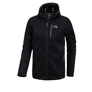 The North Face Durango Softshelljacke Herren schwarz