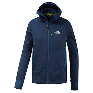 The North Face Granular Fleecejacke Herren blau