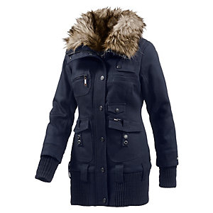 Khujo Dome Parka Damen navy