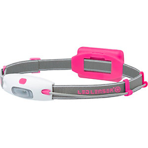 Led Lenser Neo Stirnlampe LED pink