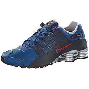 Nike Shox NZ Eu Sneaker Herren Weiß