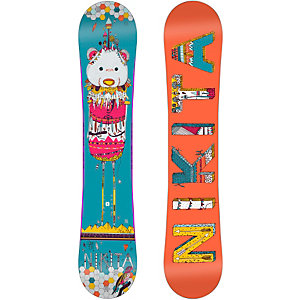 Nikita Sideway Sista All-Mountain Board Damen bunt