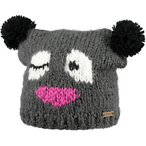Barts Grizly Beanie Kinder anthrazit