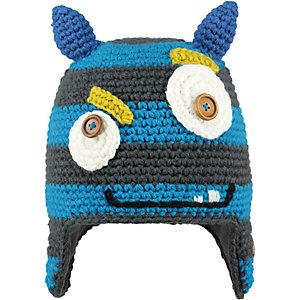 Barts Monster Beanie Kinder blau