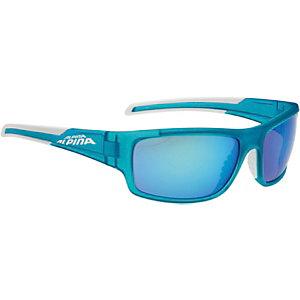 ALPINA Testido Sportbrille blau/weiß