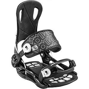 Völkl Fastec Vision Snowboardbindung schwarz