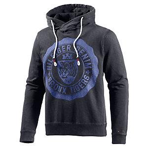 tommy hilfiger hollywood hoodie herren schwarz im online shop von. Black Bedroom Furniture Sets. Home Design Ideas