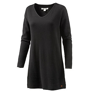 Roxy Holly Holly Strickkleid Damen schwarz
